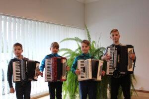 Akordionistide regionaalne konkurss Viimsis 1. aprill 2017