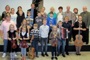 Lihula ja Haapsalu Muusikakoolide ühiskontsert 2015