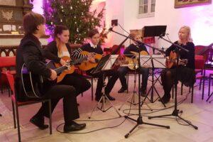 Kooli Jõulukontsert Jaani kirikus